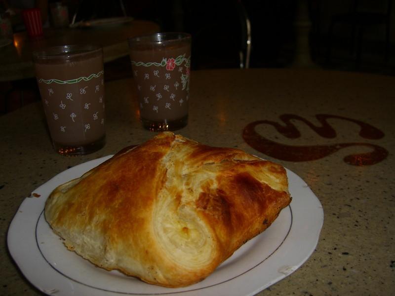 Pastry and Soda - Tbilisi, Georgia
