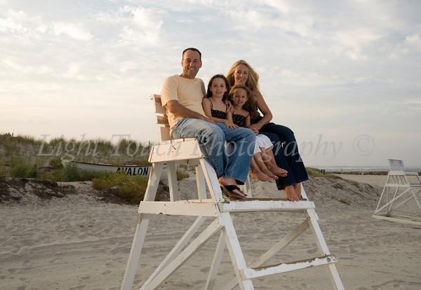 Beach Photography Avalon NJ Heflin