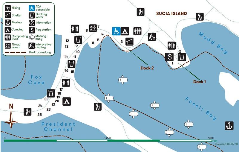Sucia Island Marine State Park (Fox Cove-Fossil Bay Campground)