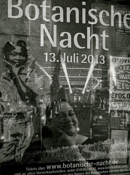 Berlin Deb Reflection
