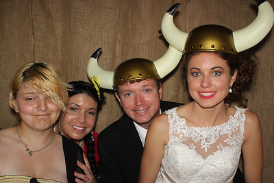 Katie and John's Wedding Photo Booth