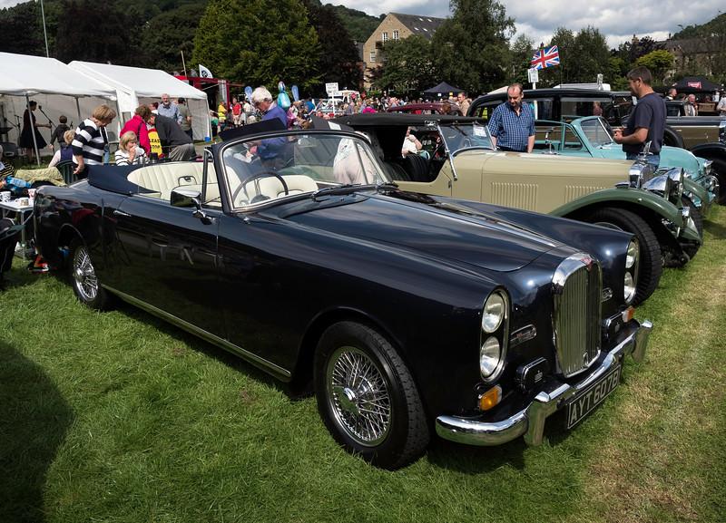 1964 Alvis TE21 Convertible