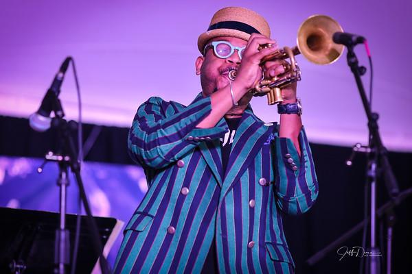 Summer Solstice Jazz Fest 2019 - Etienne Charles
