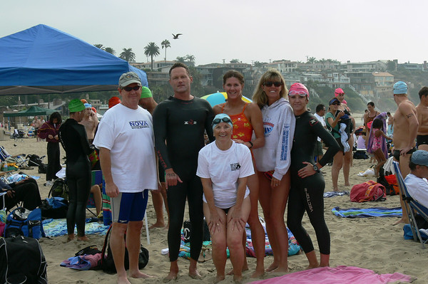 Corona del Mar 1 Mile Open Water - Don Burns Memorial Swim
