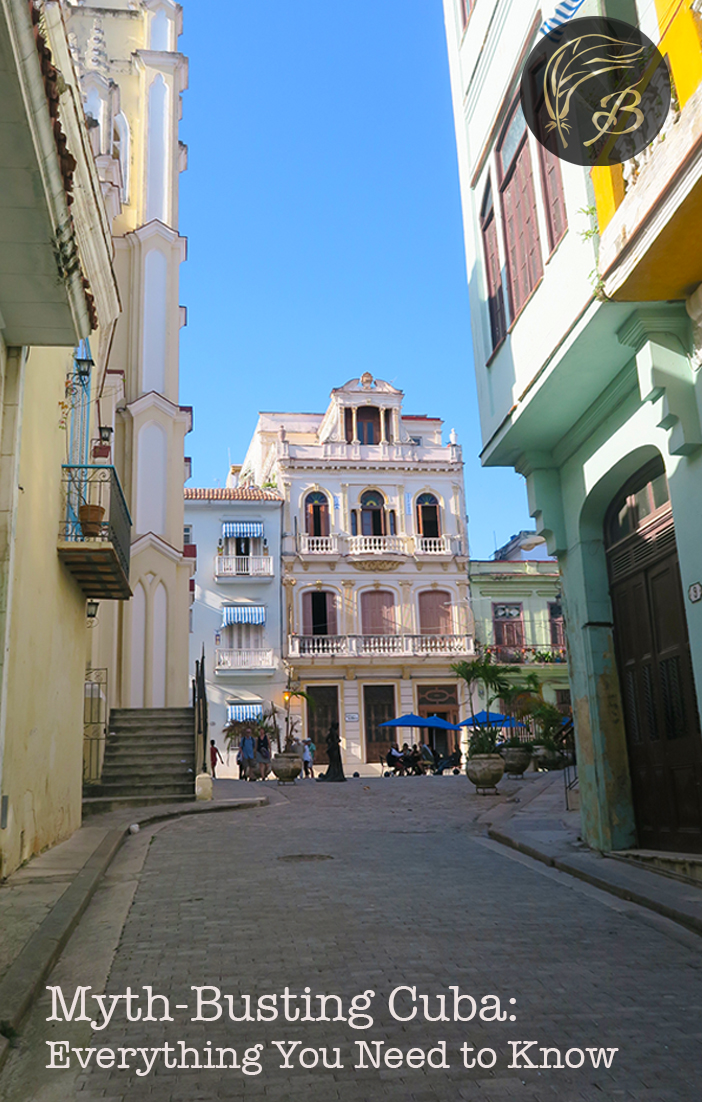 Here are some facts about travelling through Cuba that you may or not know. And some common myths... busted!