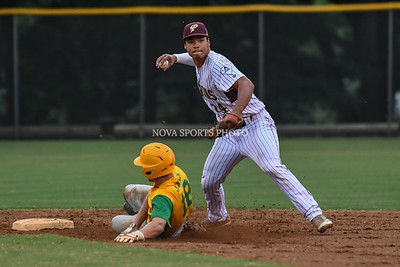 Baseball: Winchester Royals vs. Purcellville Cannons 7.25.16