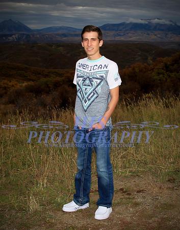 Tristen's Senior Portraits