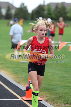 Featured - 2013 Northville Middle School Dual Meet