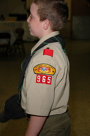 Christopher Guzman's Eagle Scout of Honor