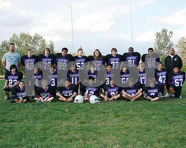 7th Grade Varsity Football