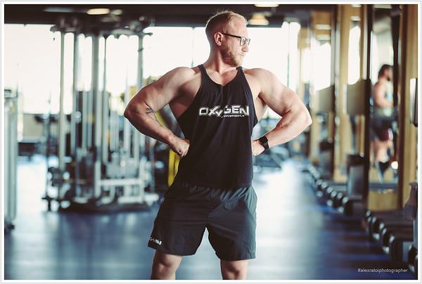 Andrei Ifrim - Personal Trainer - Oxygen