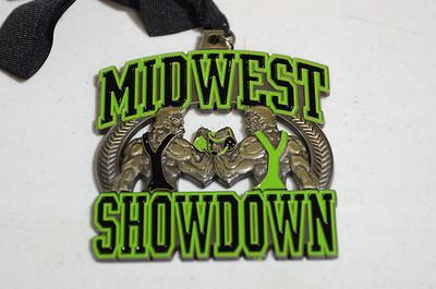 Wrestling - Midwest Showdown 2015 - Podium