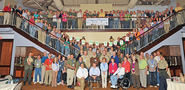 Friends of GA State Parks & Historic Sites Conference 2013