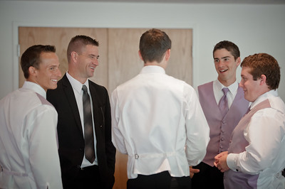 Brett & Kelsey Wedding: Ceremony