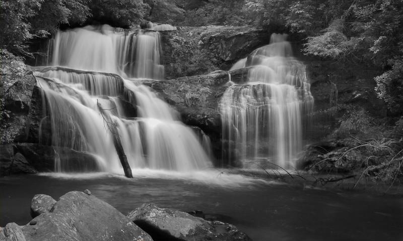 Falls on Moccosin Creek