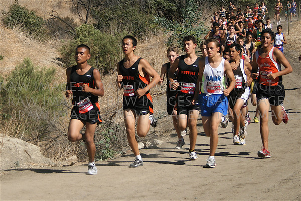 10/24/08 Mt. Sac Boys