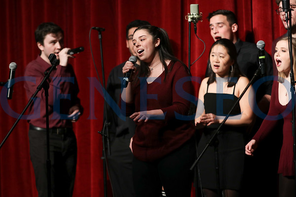 A cappella Show (Photos by Dominic Florio)