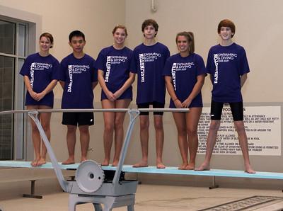 Dar Swim/Dive Groups Photos 2008-2009
