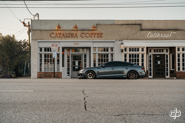 Rondo's Audi RS5