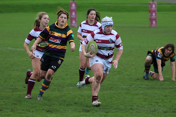 Watsonian Ladies v Cartha Queens Park Women's Rugby