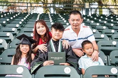 Graduation Photos! / June 3, 2021