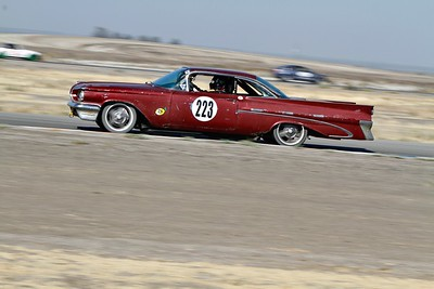 Button Turrible at Buttonwillow Raceway, October 2020