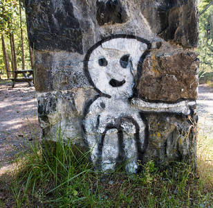 Sooke Potholes - The Ruins of Deertrail Resort