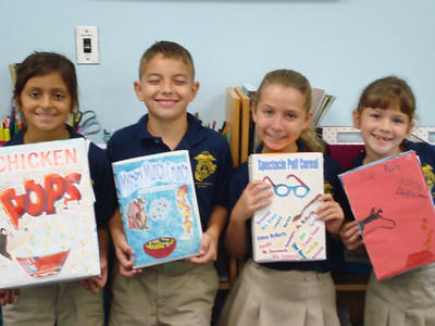 3rd Book Reports #1