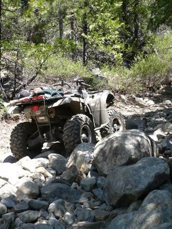 Signal Peak Trail (CA)