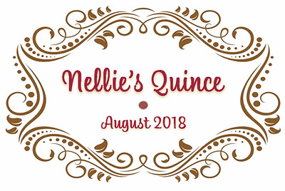 Nellie's Quinceanera - August 2018