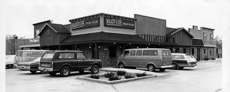 Rustler Steak House