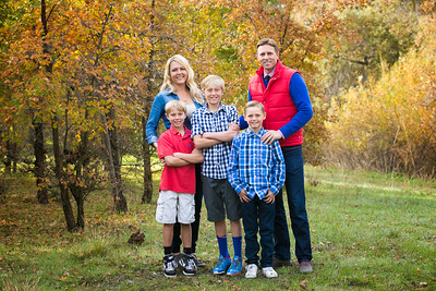 Scott Family - Dec 2015