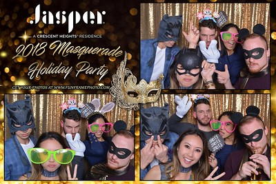 Jasper Masquerade Ball