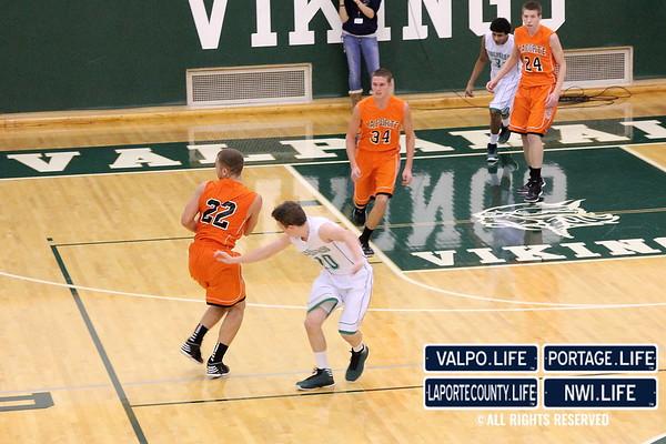VHS Boys Basketball vs LPHS 12-14-12