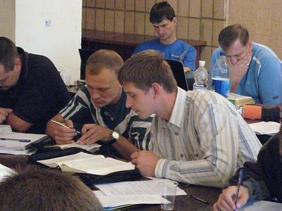 Seminary Sessions 2008