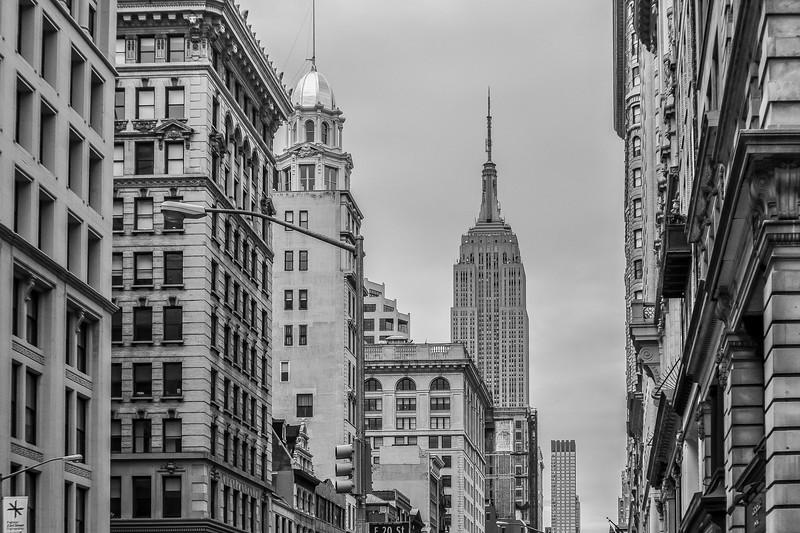Black&White NYC Time