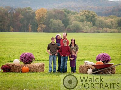 Schoonover Family 2013