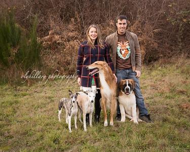 Proofs - Portia, Greg & Pups