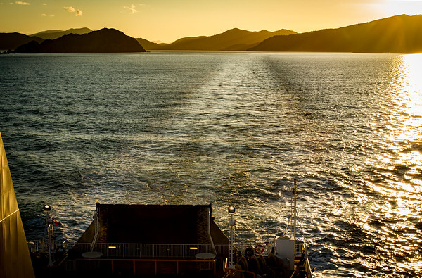 10 Picton to Wellington by Ferry
