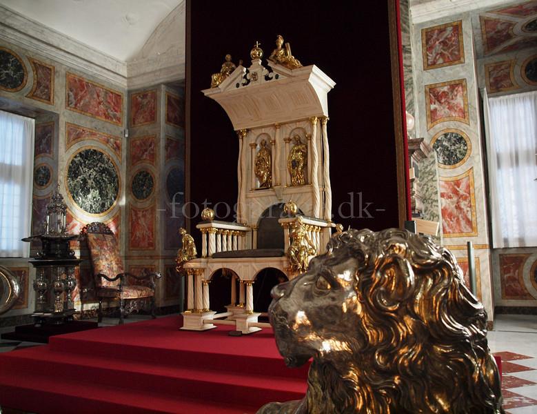Rosenborg Castle. Photo Martin Bager.