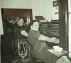IPD Communications phone operators 1950s 4