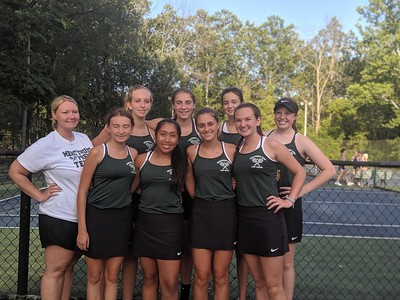 Girls Tennis 2019-2020