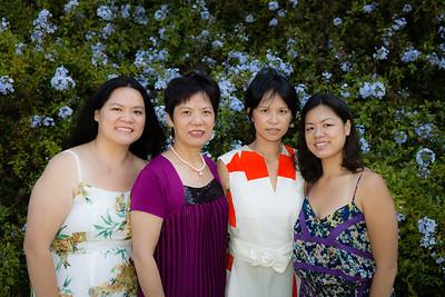 Huong & Family