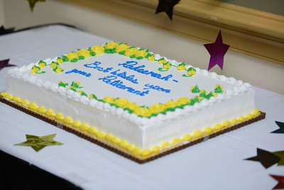 Raheemah Jabbar-Bey Retirment Celebration