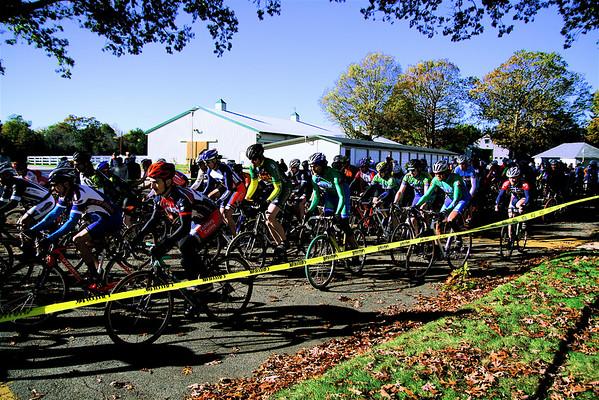 Canton Cup Cyclocross, 10/28/2007
