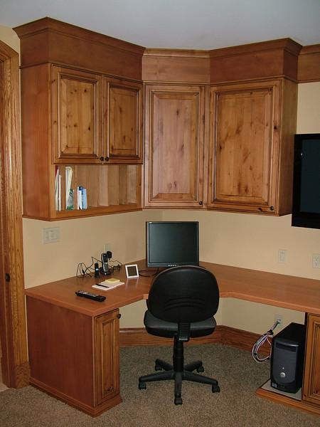 Bob's new office