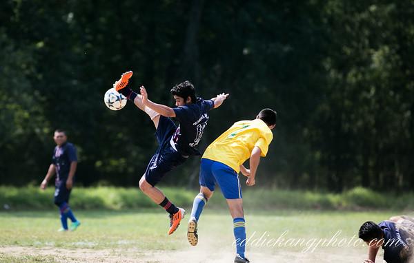 Soccer Game 2014-8-17