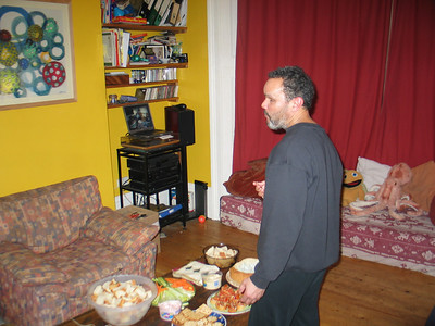 Katie's Birthday Party, Jan 2006