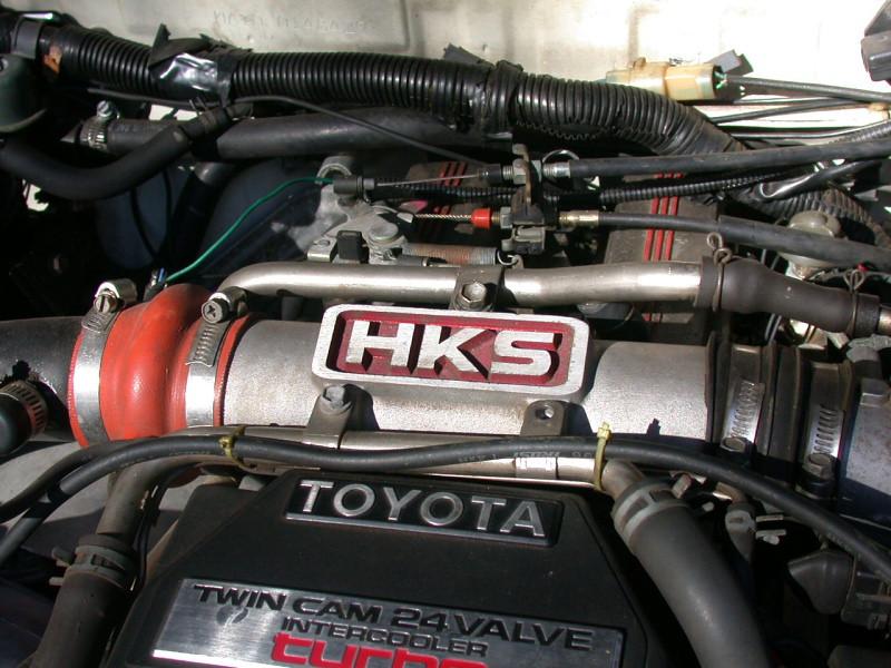 HKS 3000 pipe