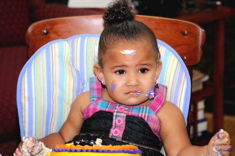 1st Birthday...June 12, 2009